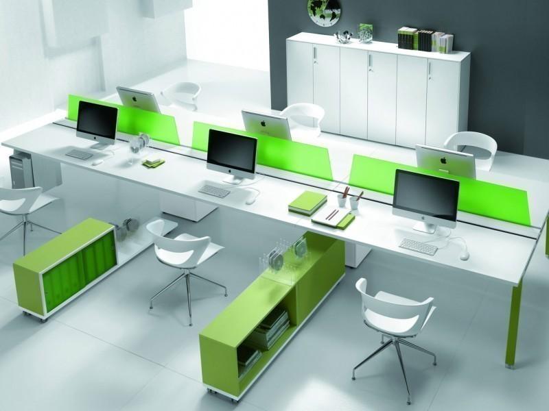 Мебель в современном офисе